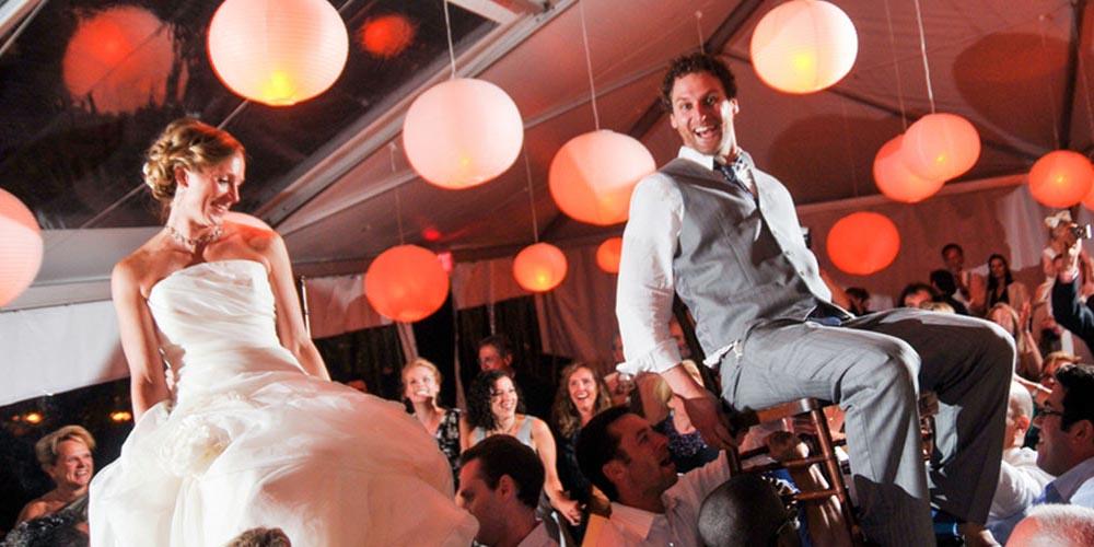 Disco móvil para bodas