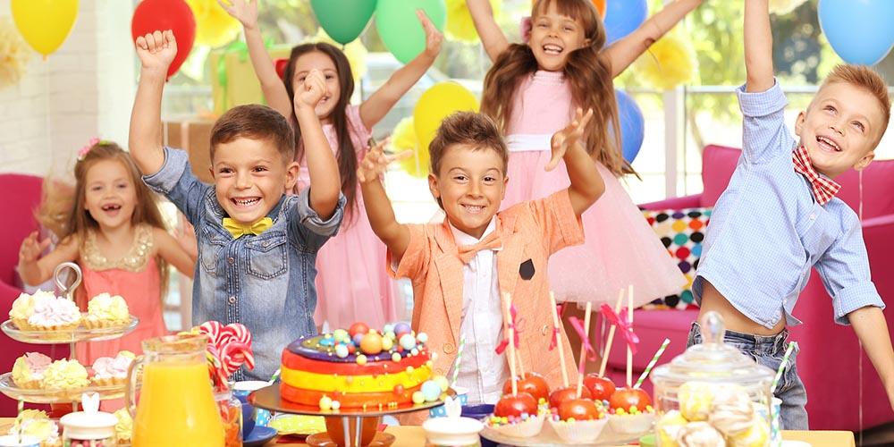 Servicio comuniones, bautizos y cumpleaños